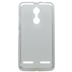 Gumené puzdro / obal Lenovo K6, K6 Power, transparentné