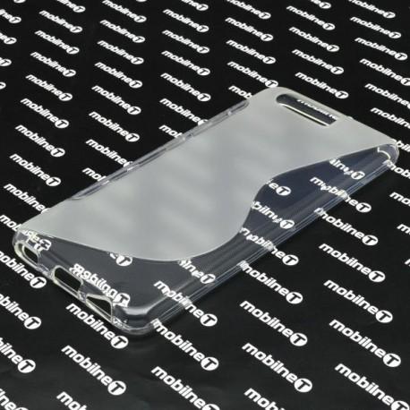 Gumené puzdro S-Line Huawei P10, transparentné