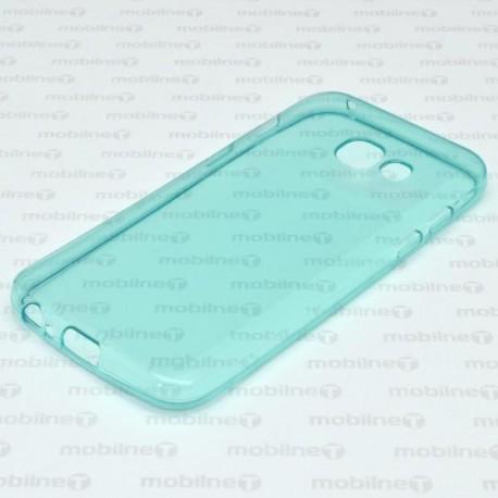 Gumené puzdro SamsungGalaxyA32017, modré, nelepivé