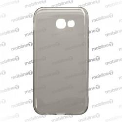 Gumený obal SamsungGalaxyA52017, sivý, anti-moisture