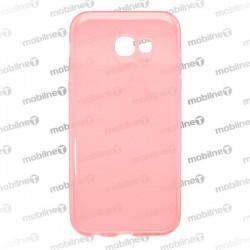 Gumené puzdro SamsungGalaxyA52017, ružové, nelepivé