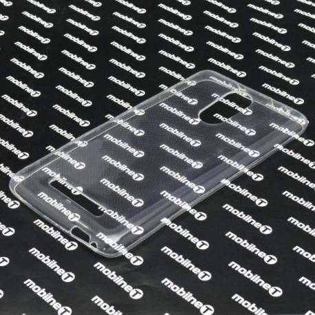 Gumené puzdro Xiaomi RedMi Note 3i, nelepivé, transparentné