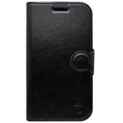 Knižkové puzdro bočné Huawei Honor 6X, čierne