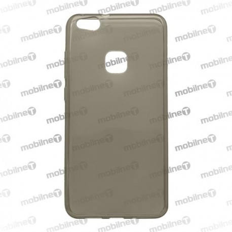 Gumené puzdro Huawei P10 Lite, sivé, nelepivé