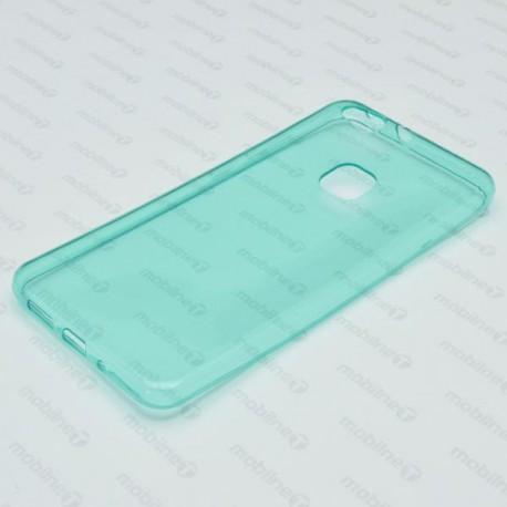 Gumené puzdro Huawei P10 Lite, modré, nelepivé