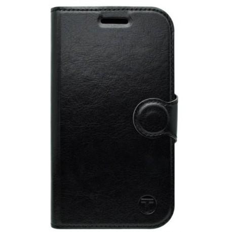 Bočný knižkový obal Huawei P10 Lite, čierny
