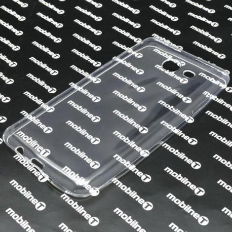 Gumené puzdro Samsung Galaxy J5 2017, priehľadné, nelepivé