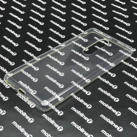 Gumené puzdro Nokia 5, priehľadné, nelepivé