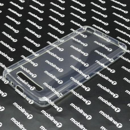 Gumené puzdro Xiaomi RedMi 4A, priehľadné, nelepivé