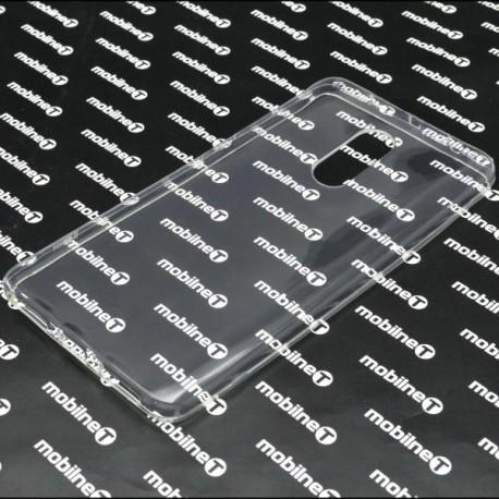 Gumené puzdro Xiaomi Redmi Note 4, priehľadné, nelepivé