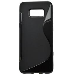 Gumené puzdro S-line Samsung Galaxy S8 Plus, čierne