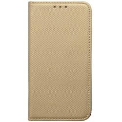 Knižkové puzdro bočné iPhone 7 Plus, zlaté