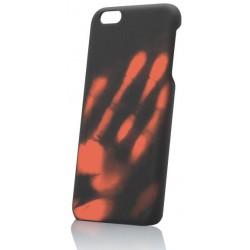 Termochromické puzdro iPhone 7 Plus, čierne