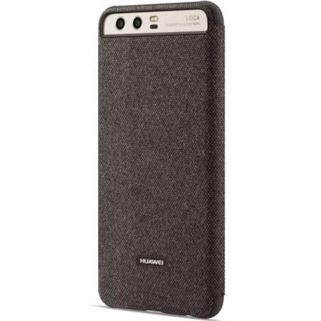 HUAWEI Flip case Victoria P10 (2017) Smart brown