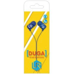 Duga In-Ear slúchadlá - námornícka modrá