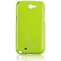 Ortuť JellyCase iPhone 4 / 4S vápno
