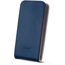 MADSEN FlipCase iPhone 5 / 5S Modrá