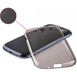 Ultra Slim 0,5 mm TPU púzdro pre iPhone 5 / 5S údené
