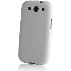 TPU prípad HTC One M8 White