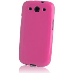 TPU Case iPhone 5 / 5S hot pink