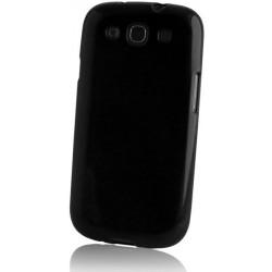 TPU Case Mic Lumia 435 čierny