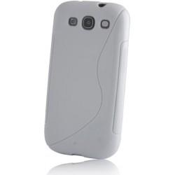 S Case Mic Lumia 532 biely