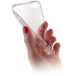 Ultra Slim 0,3 mm TPU púzdro pre HTC One M7 práporom