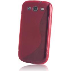 S Case LG G4 Stylus červená