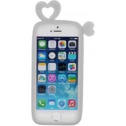 Universal bumper L (10cm) Hearts white
