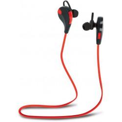 Bluetooth Headset BSH-100 červený + čierny