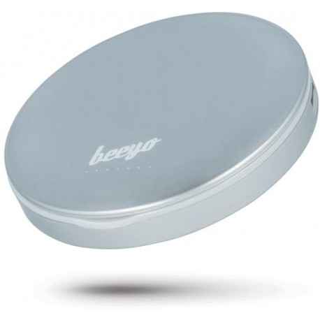 Beeyo Compact Mirror 3000mAh silver