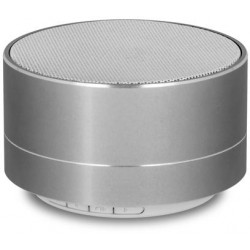 Reproduktor Bluetooth PBS-100 strieborná