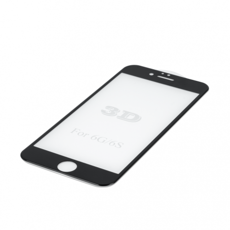 Tempered Glass 3D iPhone 7 Plus black