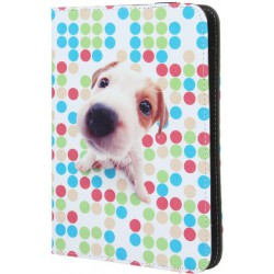 Universal case Puppy for tablet 7-8``