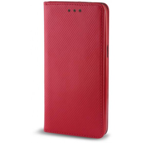 Case Smart Magnet for HUA Honor 8 red