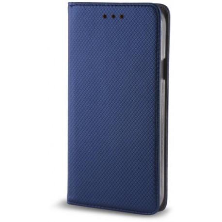 Case Smart Magnet for Son Xperia X Compact dark blue