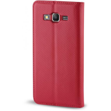 Case Smart Magnet for Son Xperia XZ red