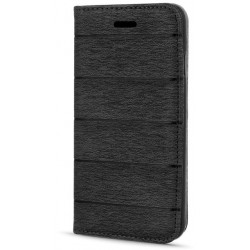 Case Smart Book for Son Xperia XZ black