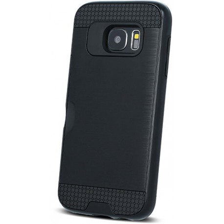 Defender Card case for Sam S7 G930 black