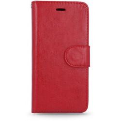 2v1 Inteligentné Puzdro pre Hua Y5 II červená