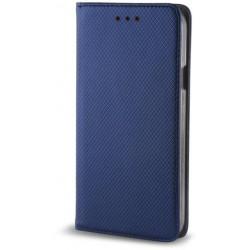 Case Smart Magnet for Lenovo K6 Note dark blue