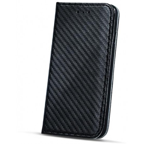 Case Smart Carbon for Lenovo K6 black