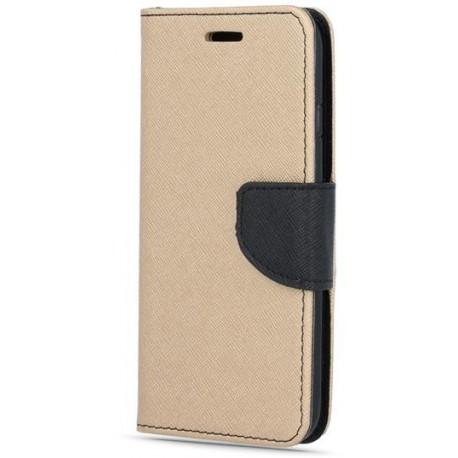 Case Smart Fancy for Lenovo K6 gold/black
