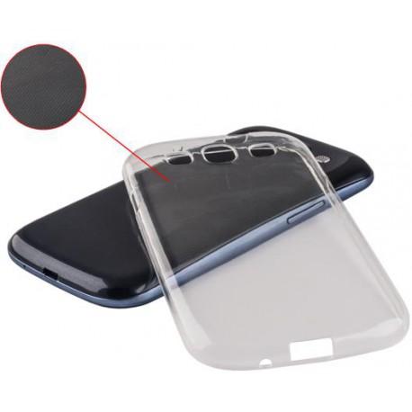 Ultra Slim 0,5mm TPU Case for HUA P8 Lite 2017 transparent