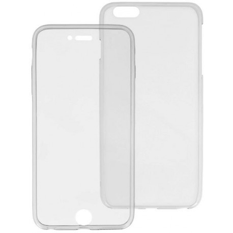 Full body case for Sam S6 G920 transparent