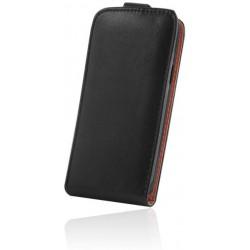 Leather case PLUS New Hua P10 Plus black