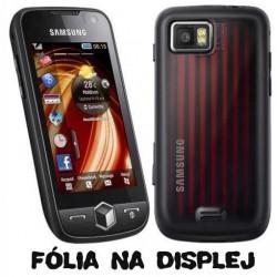 Akcia - ochranná fólia na displej Samsung i8000 Omnia 2 - 1ks