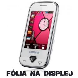 Akcia - Ochranná fólia na displej Samsung S7070 Diva -1ks