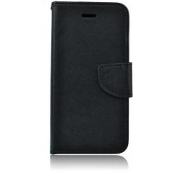Flexi color book púzdro na Xiaomi Redmi Note 4 - čierne