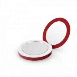 nabíjacia stanica Mirror LED Power Bank - 3000 mAh - červená